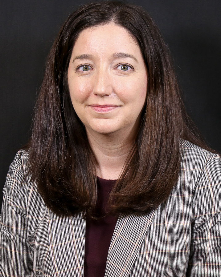 Allison Kaup, PhD Headshot