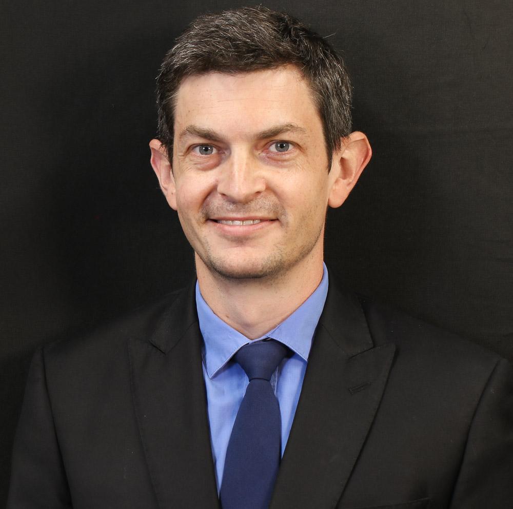 Jacob Hall, MD Headshot