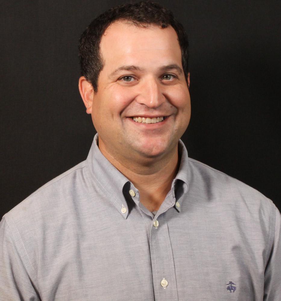 Jay Rosen, PhD Headshot