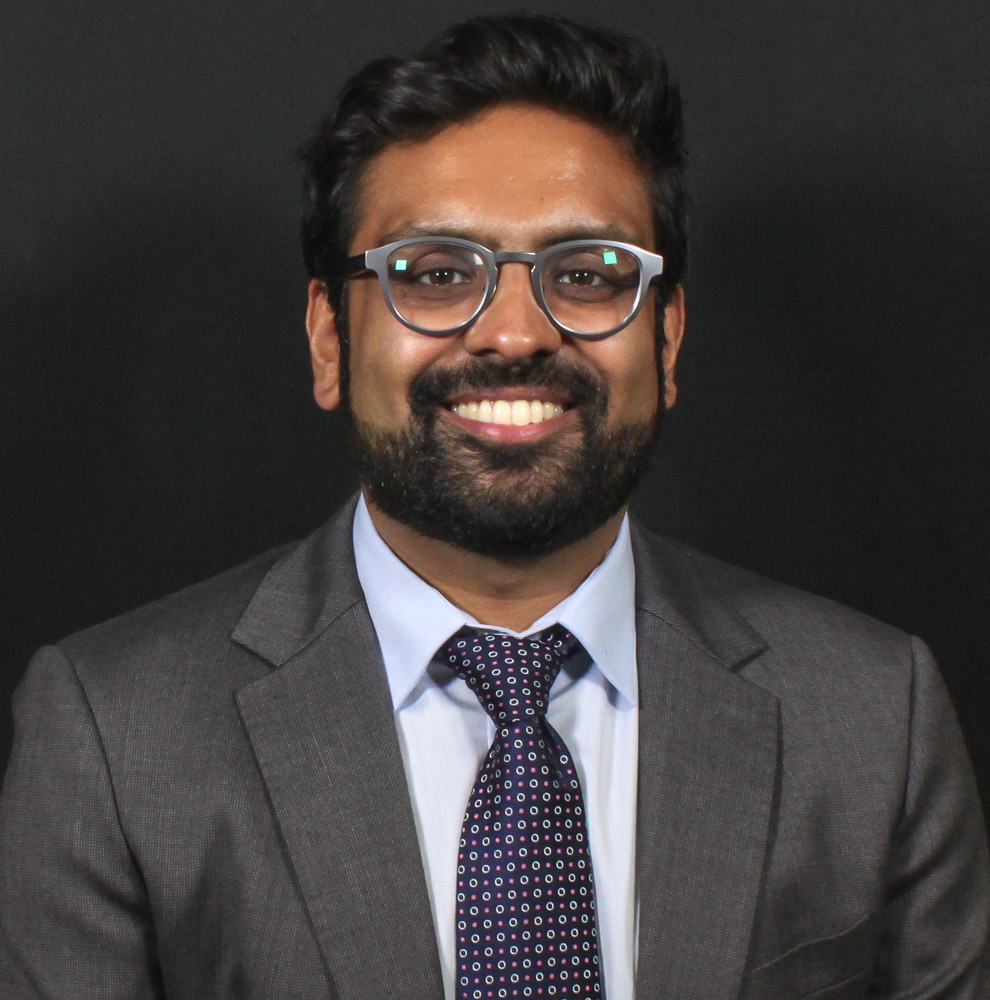 Sandip Madhav, MD Headshot