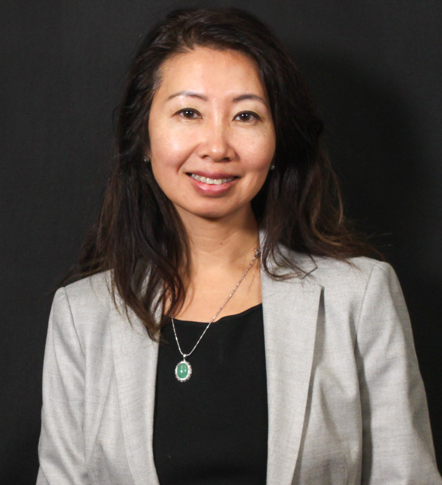 Tracy Wang, MD Headshot